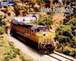 Art of Model Railroading 2008 Calendar