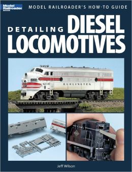 Detailing Diesel Locomotives (PagePerfect NOOK Book)