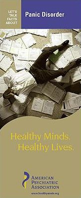 Let's Talk Facts About Panic Disorder: Package of 50