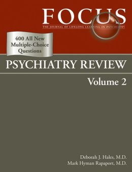 FOCUS Psychiatry Review: Volume 2