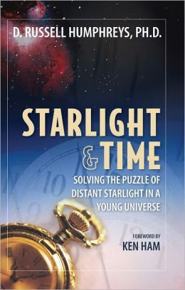 Starlight and Time : Solving the Puzzle of Distant Starlight in a Young Universe