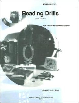 Reading Drills: Advanced Level: For Speed and Comprehension
