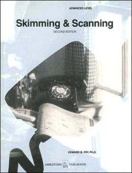 Skimming & Scanning: Advanced Level