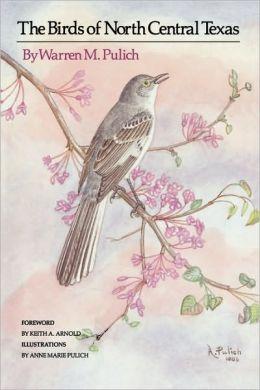 Birds of North Central Texas