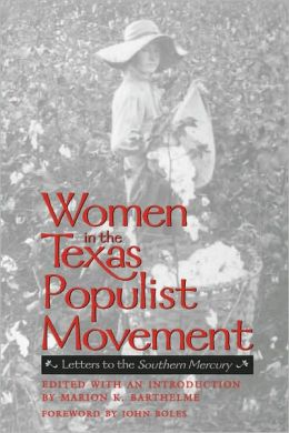 Women in the Texas Populist Movement: Letters to the Southern Mercury