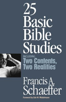 25 Basic Bible Studies; With, Two Contents, Two Realities