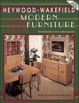 Heywood wakefield modern furniture identification and for Furniture valuation guides