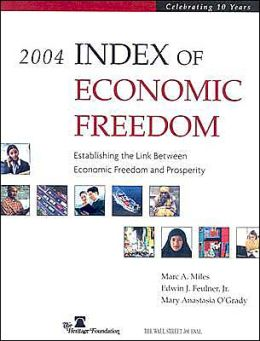 Index of Economic Freedom 2004