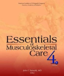 Essentials of Musculoskeletal Care: Includes DVD and Online Access