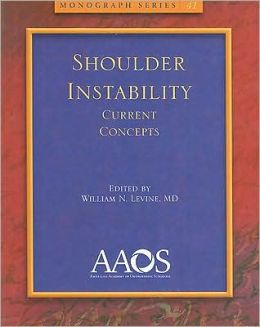 Shoulder Instability Current Concepts