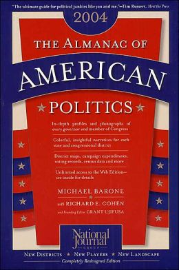 Almanac of American Politics 2004