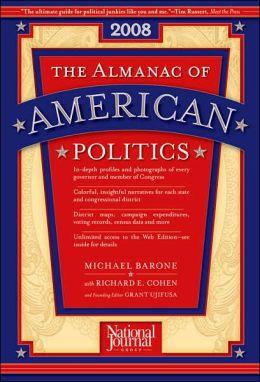 The Almanac of American Politics, 2008