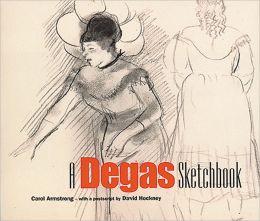 A Degas Sketchbook: An Album of Pencil Sketches