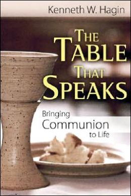 The Table That Speaks:Bringing Communion to Life