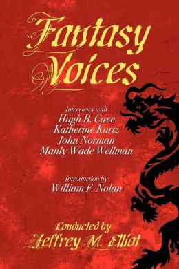Fantasy Voices: Interviews with American Fantasy Writers
