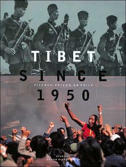 Tibet since 1950: Silence, Prison or Exile
