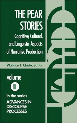 The Pear Stories: Cognitive, Cultural and Linguistic Aspects of Narrative Production