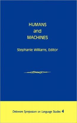 Humans and Machines