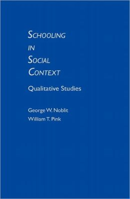 Schooling In Social Context