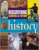 History (Discovering Careers for Your Future Series)