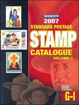 2007 Scott Catalogue Volume 3 - Countries of the World G-I