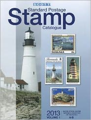 2013 Scott Standard Postage Stamp Catalogue Volume 1: Countries of the World A-B