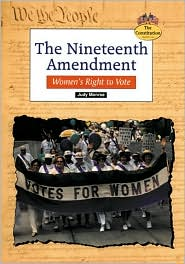 Nineteenth Amendment: Women's Right to Vote