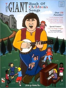 The Giant Book of Children's Songs