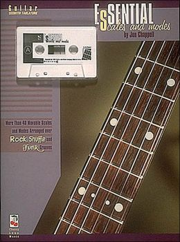 Essential Scales and Modes with Cassette