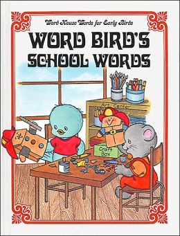 Word Bird's School Words