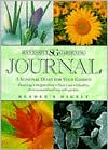 Successful Gardening Journal: A Seasonal Diary for Your Garden