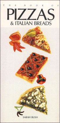 Book of Pizzas and Italian Breads