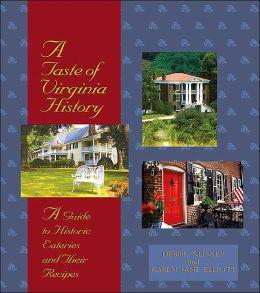 A Taste of Virginia History