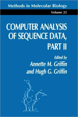 Computer Analysis of Sequence Data Part II
