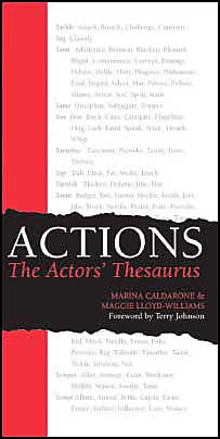 Actions the Actors' Thesaurus