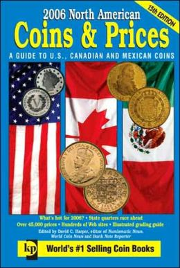 2006 North American Coins & Prices