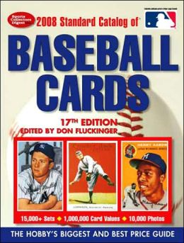 2008 Standard Catalog of Baseball Cards