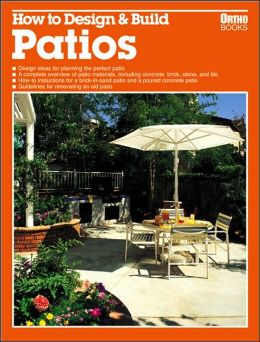 How to Design and Build Patios