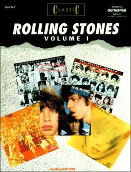 Classic Rolling Stones Vol. 1: (Sheet Music)