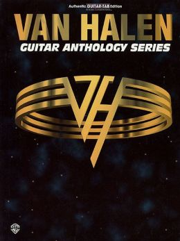 Van Halen -- Guitar Anthology: Authentic Guitar TAB