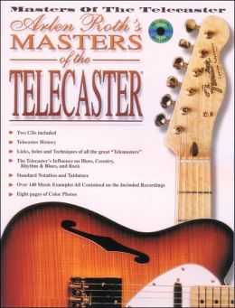 Masters of the Telecaster: Book & 2 CDs