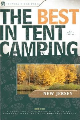 The Best in Tent Camping - New Jersey