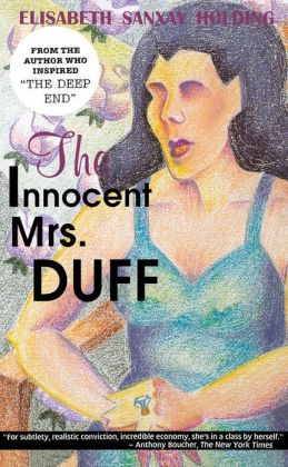 The Blank Wall; The Innocent Mrs. Duff