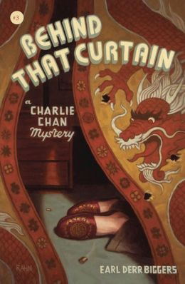 Behind That Curtain (Charlie Chan Series #3)