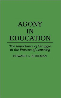 Agony In Education