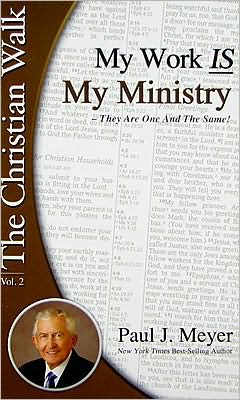 My Work Is My Ministry: They Are One and the Same
