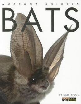 Bats (Amazing Animals Series)