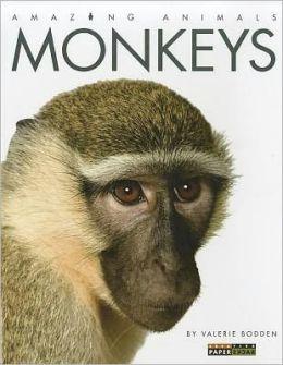 Monkeys (Amazing Animals Series)