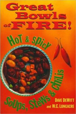 Great Bowls of Fire!: Hot and Spicy Soups, Stews and Chilis