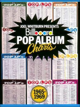 Billboard Pop Album Charts, 1965-1969
